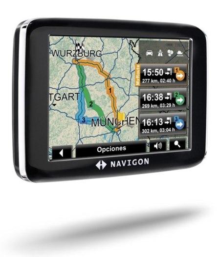 Navigon MyRoutes, GPS que aprende de nosotros