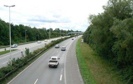 El no límite de velocidad de las Autobahn en peligro