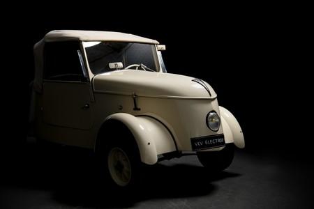 El Peugeot VLV de 1941 fue el primer coche eléctrico del león, nacido para combatir la escasez de gasolina