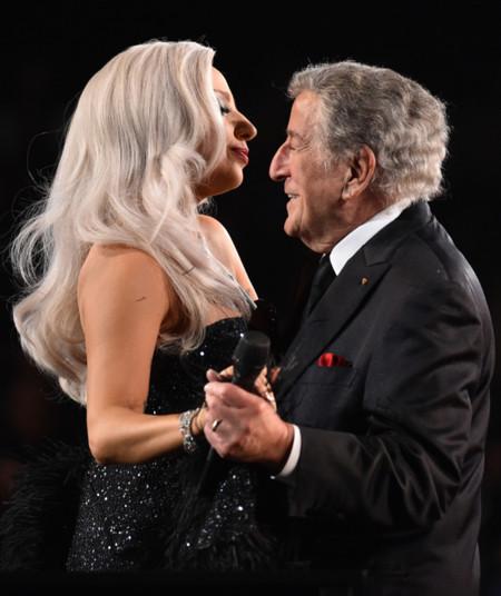 Lady Gaga Tony Bennett Grammy 2015 Concierto