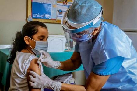 Vacuna Covid Menores