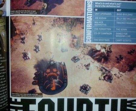 Command & Conquer 4 - Crawler