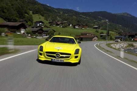 En marcha la segunda edición del Silvretta E-Rally