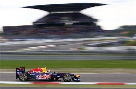 GP de Alemania F1 2011: Red Bull ya no es tan fiero
