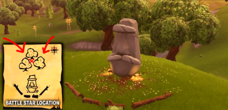Guía Fortnite: busca el mapa del tesoro en Socavón Soterrado [Temporada 5, semana 7]