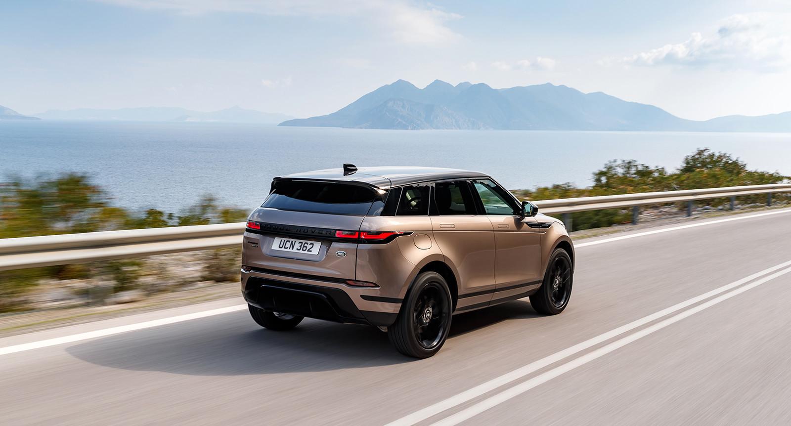 Foto de Range Rover Evoque 2019 (6/45)