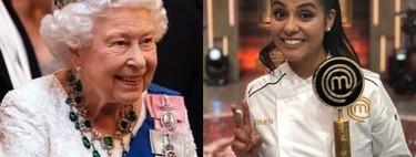 Carmen Miranda no cocinará para la Reina Isabel II (ACTUALIZADO)