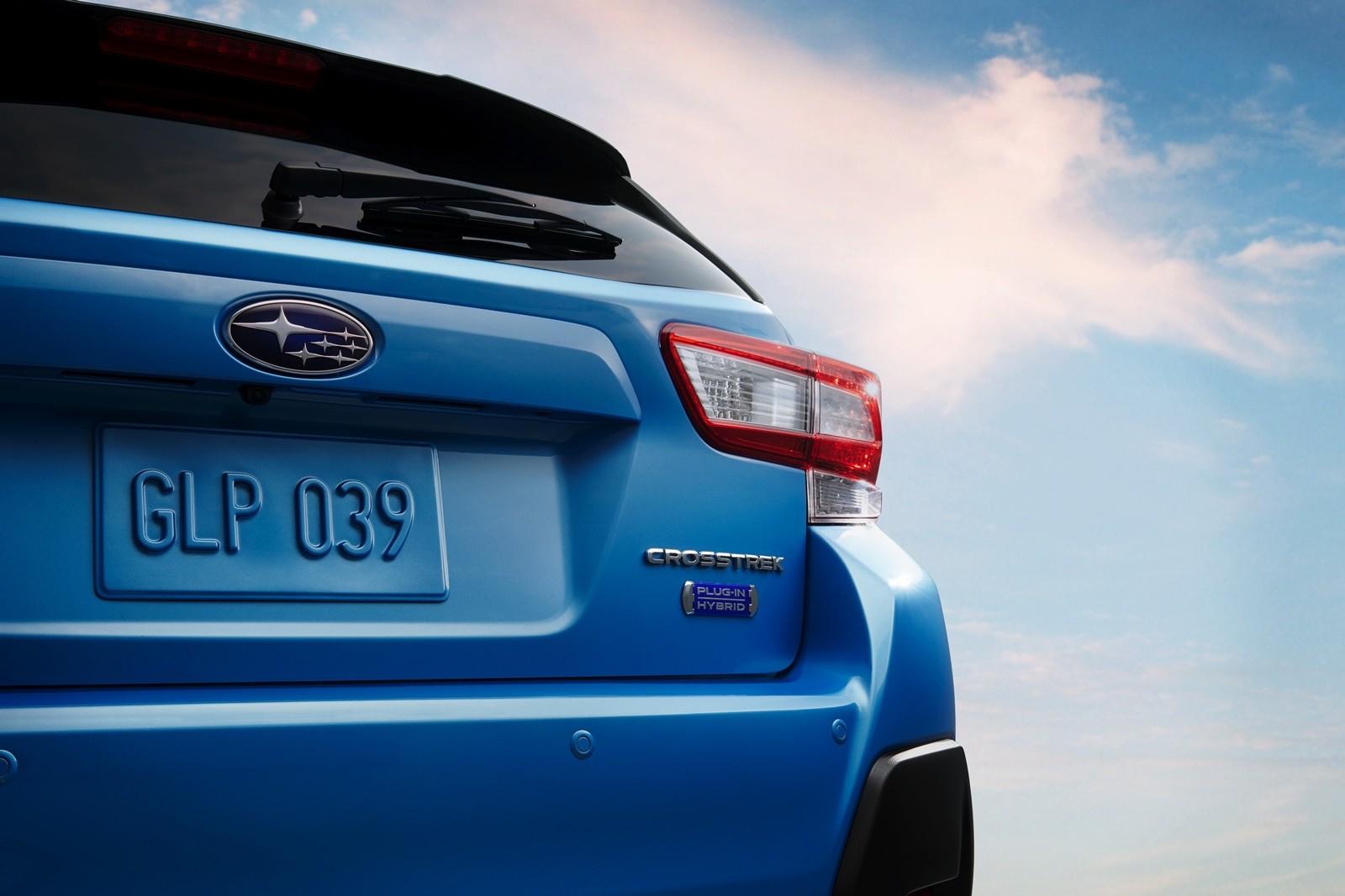Foto de Subaru Crosstrek Hybrid 2019 (9/16)