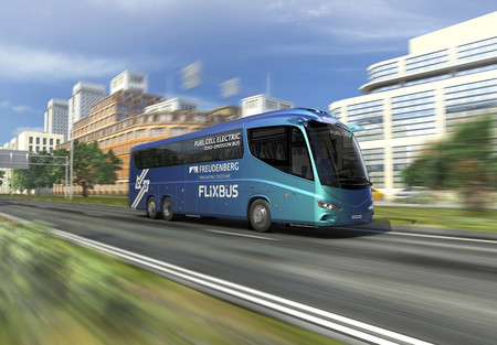 Alemania da otro empujón al hidrógeno para su aplicación en autobuses de larga distancia