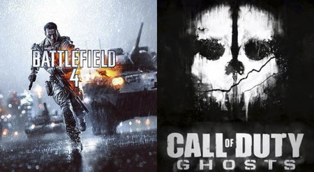 ¿'Battlefield 4' o 'Call of Duty: Ghosts'?: la pregunta de la semana
