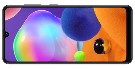 Samsung Galaxy™ A31 Black Front