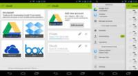 Cloudii, gestión integral de almacenamiento en la nube para Android
