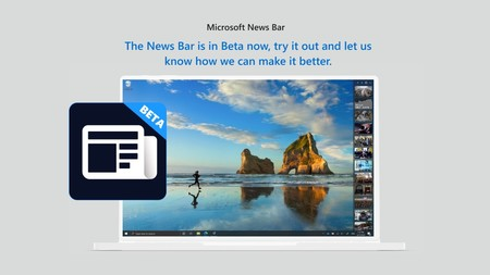 Microsoft News Bar 4