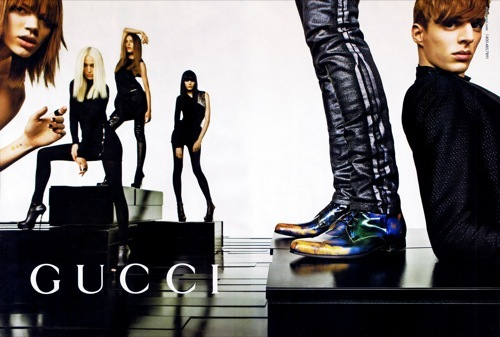 Foto de Gucci, campaña Otoño-Invierno 2009/2010 (3/7)