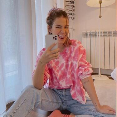 Laura Escanes estrena nuevo tatuaje en el cuello solo una semana después del de su mano: ambos inspirados en su hija Roma