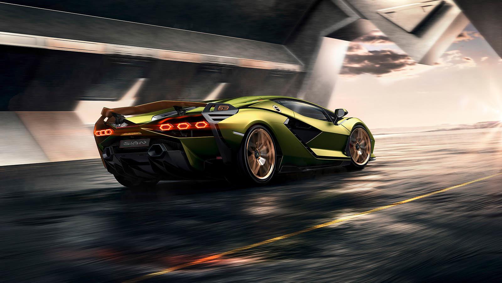 Foto de Lamborghini Siàn (3/18)