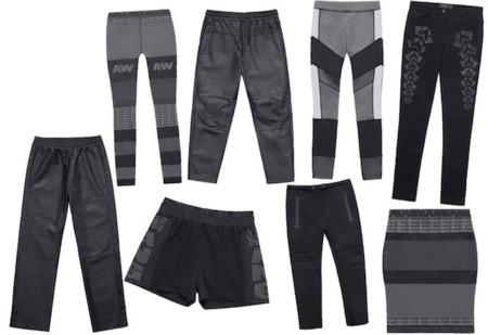 Alexander Wang Hm Collection Pants