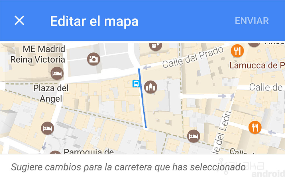 Editar Mapa