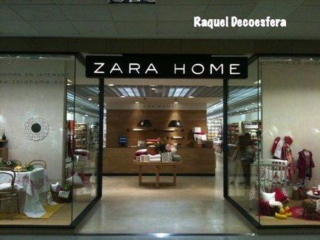 Zara Home Tienda piloto