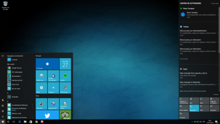 Escritorio Windows