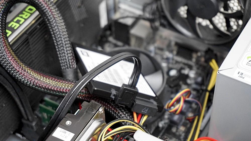 Foto de WD Blue SSD prueba (3/7)