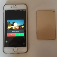 NeeCoo Magic Card, un curioso gadget que puede convertir un iPhone en dual SIM