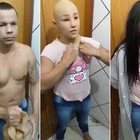 Disfrazarte de tu hija: la última tendencia entre los presos brasileños para salir de la cárcel