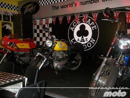 Ace Cafe de Londres; un templo del motor