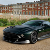 Aston Martin Victor, 848 hp de homenaje al V8 Vantage y al hombre que los salvó de la quiebra en los 80