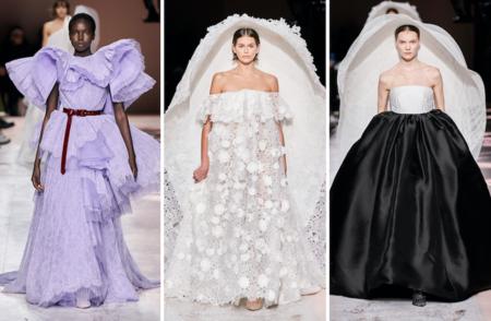 Givenchy Alta Costura 2020