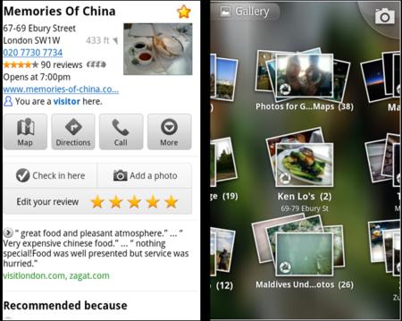 Google Maps se actualiza con la posibilidad de subir imágenes