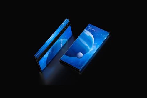 Mi Mix Alpha, así es el futuro para Xiaomi: una pantalla que envuelve a todo el smartphone y una cámara de 108 megapixeles
