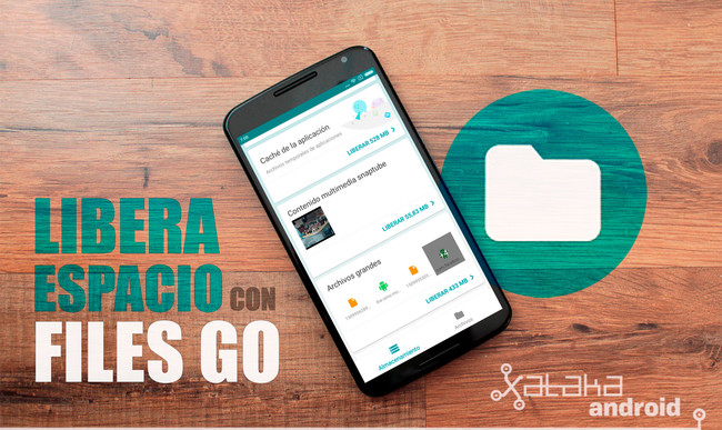 Files Go: cómo liberar espacio de almacenamiento en Android con la nueva app de Google