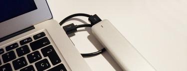 Boot Camp y cómo instalar Windows en una unidad USB