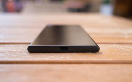 Sony Xperia XZ1 diseño