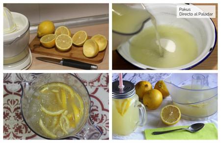 Limonada Turca Pasos