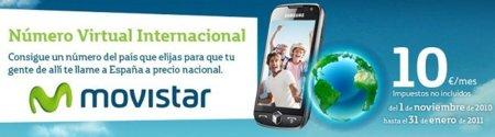 Número Virtual Internacional de Movistar para ahorrar en las llamadas desde otros países
