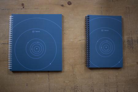 """Escanear tus apuntes o dibujos nunca fue tan fácil como con esta libreta """"mágica"""" reutilizable"""