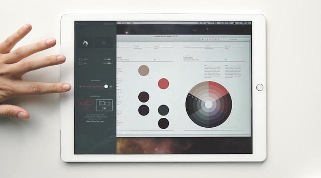 Usar la cámara delantera como botón es una idea ingeniosa, pero no para Apple