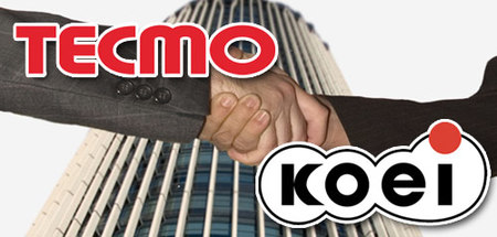Koei y Tecmo anuncian su fusión