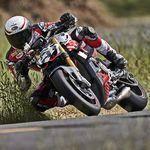 La Ducati Streetfighter V4 2020 se adelanta para correr en Pikes Peak, ¡y tiene alerones!