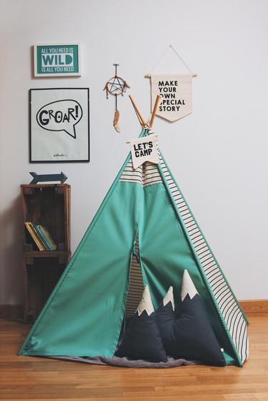 To The Wild: preciosos artículos de decoración para los más pequeños
