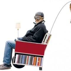 Foto 1 de 10 de la galería disenos-ideales-de-sillones en Papel en Blanco