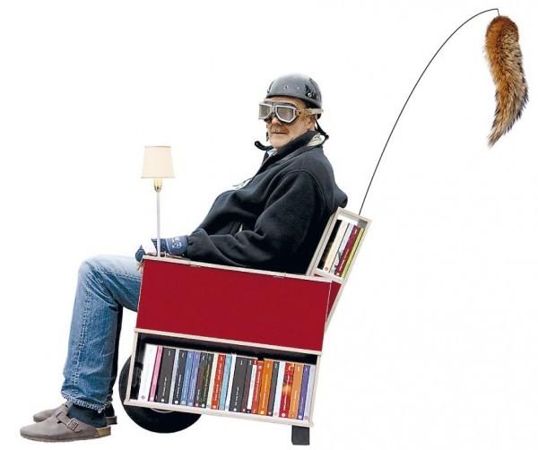 Foto de Diseños ideales de sillones (1/10)