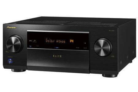 Pioneer anuncia nuevo receptor para otoño, es el Elite SC-LX502 y vendrá con lo último en formatos de imagen y sonido