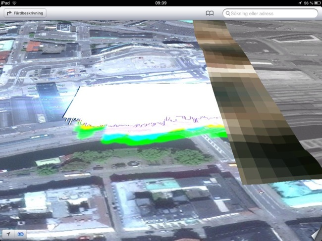 Mapas iOS 6