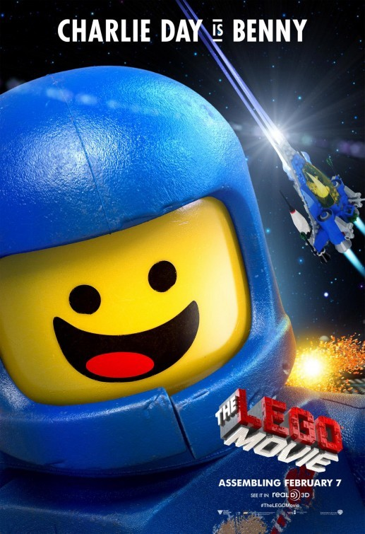 Foto de Carteles de 'La LEGO Película' (4/17)