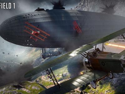 El acceso anticipado de Battlefield 1 ya está disponible en EA Access