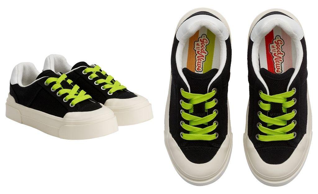 Zapatillas deportivas de lona