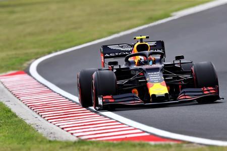 Gasly Hungria F1 2019 2